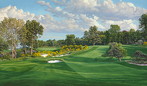 16th Hole, East Course, Merion Golf Club