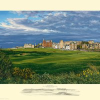 17th Hole, Road Hole, St Andrews 2015