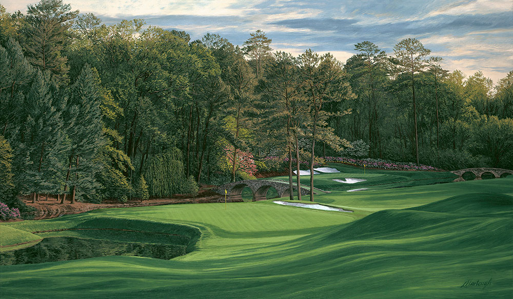 "11th Hole, ""White Dogwood,"" Augusta National"