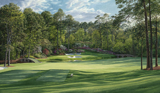"12th Hole, ""Golden Bell,"" Augusta National 2002"