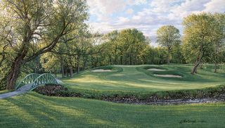 12th Hole, Olympia Fields, North Course, 2003 | U.S. Open Championship
