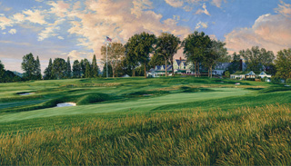 14th Hole, Oakmont, 2007 | U.S. Open Championship