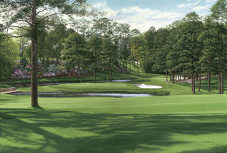 "15th Hole, ""Firethorn"", Augusta National"
