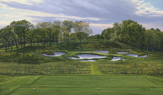 17th Hole, Bethpage, Black Course, 2009 | U.S. Open Championship