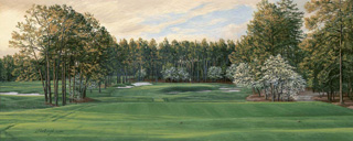 17th Hole, Pinehurst Golf Club, No. 2 Course