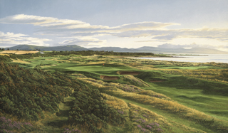 17th Hole and Links, Royal Dornoch