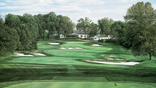 18th Hole, Oakmont, 1994