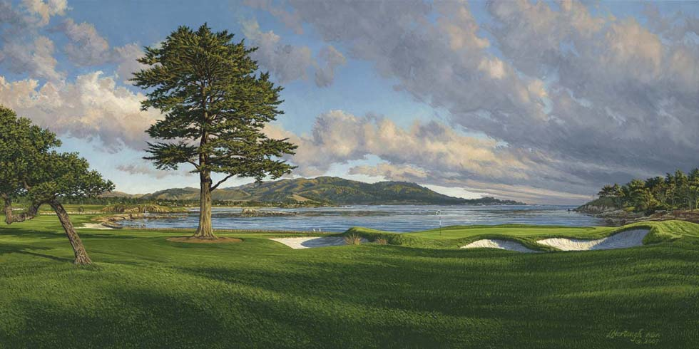 18th Hole, Pebble Beach