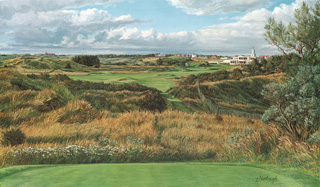 18th Hole, Royal Birkdale