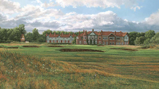 18th Hole, The Royal Lytham and St Anne's Golf Club