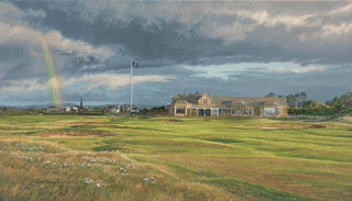 18th Hole, Royal Troon, Craigend
