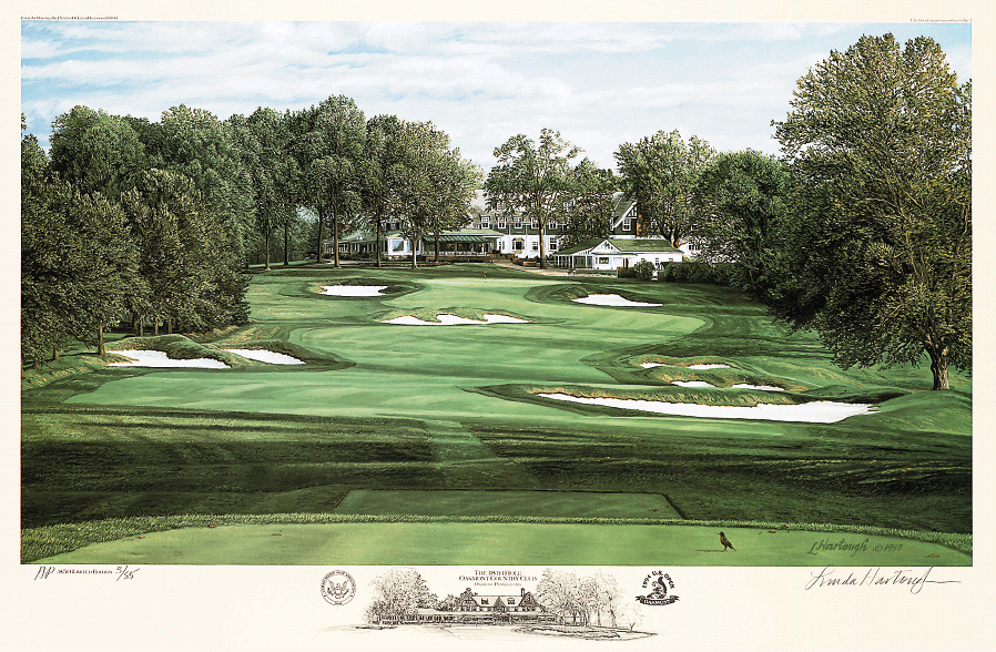 18th Hole, Oakmont