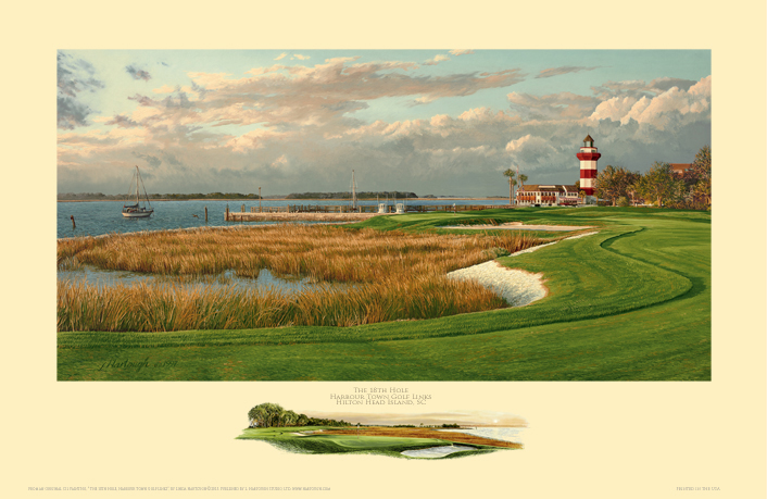 The 18th Hole, Harbour Town Golf Links