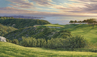 3rd Hole, Torrey Pines, South Course, 2008 | U.S. Open Championship