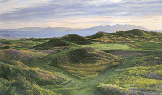 8th Hole, 'Postage Stamp', Royal Troon