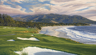 9th Hole, Pebble Beach Golf Links 2010 | U.S. Open Championship