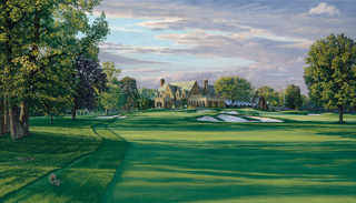 9th Hole, Winged Foot, 2006 | U.S. Open Championship