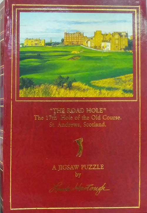 The Road Hole, The 17th Hole, St Andrews Puzzle