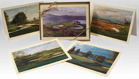 Fine Boxed Note Cards